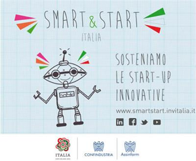 Smart&Start Italia: sosteniamo le start-up innovative