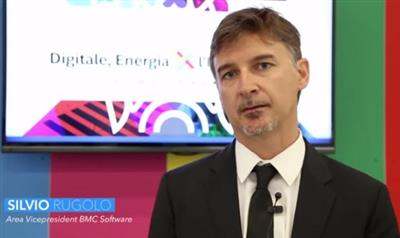 #DigitaleXinnovazione: intervista a Silvio Rugolo, Area Vice President - Global Field Enablement Bmc Software