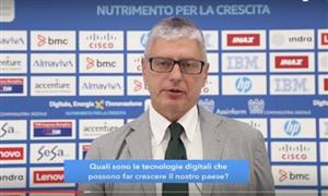 #DigitaleXinnovazione: Intervista a Antonio Amati, direttore Generale Divisione IT